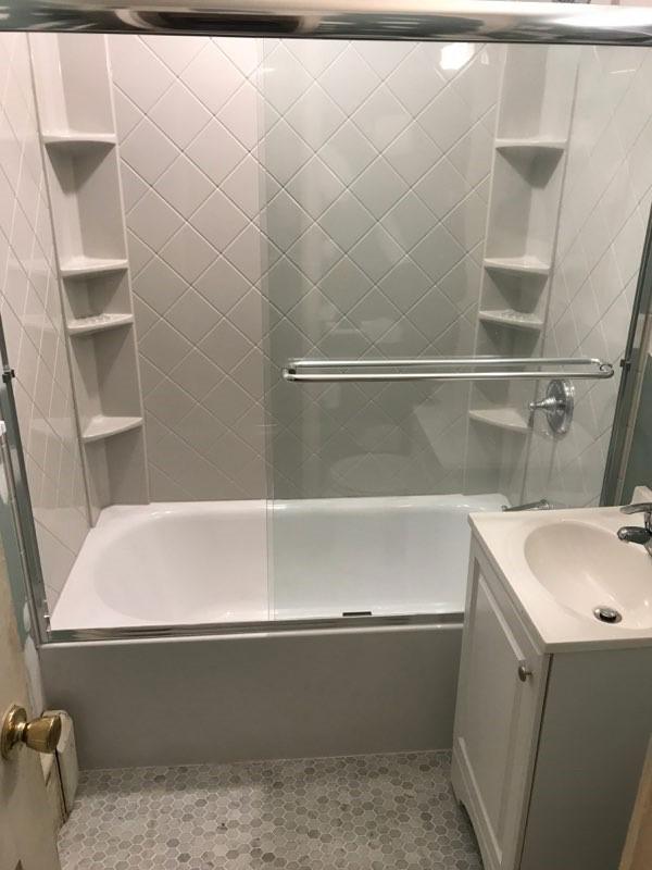 After Bath Remodel