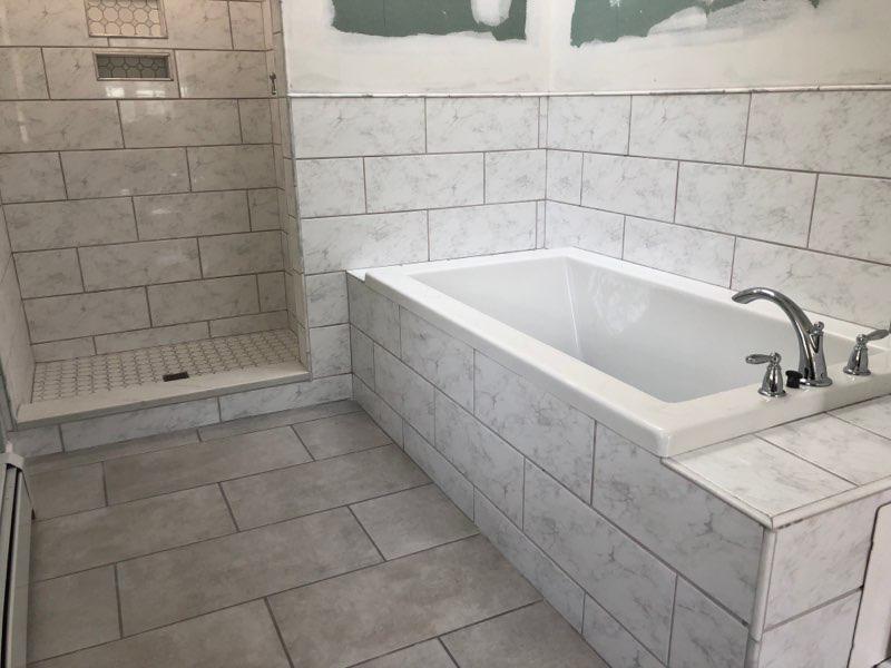 After Bath Upgrade