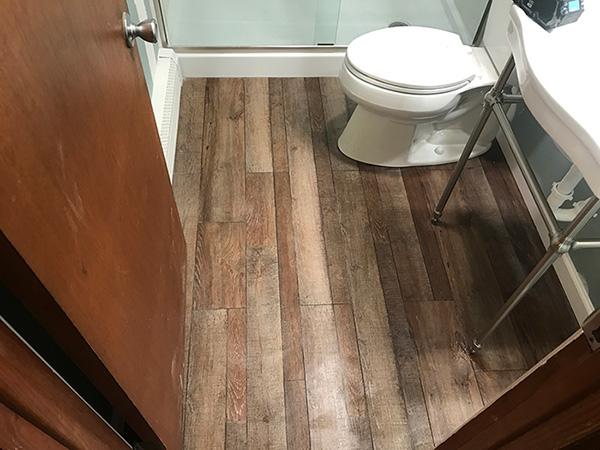 After Bathroom Upgrade