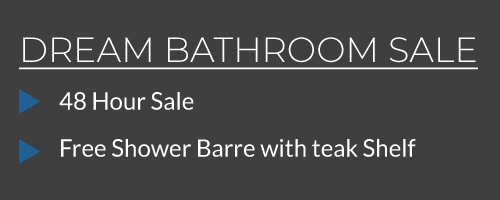 Dream Bathroom Sale Promo